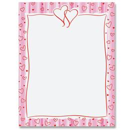 Happy Hearts Specialty Border Papers