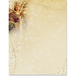 Angelic Light Specialty Border Papers