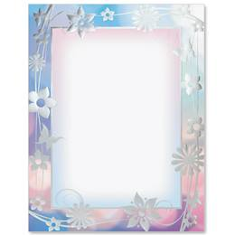 Easter Pastels Specialty Border Papers