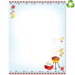 Picnic Border Papers