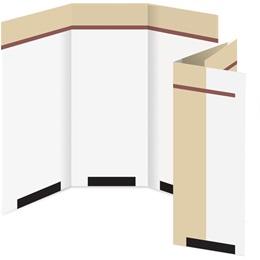 Acropolis 3 Panel Brochures