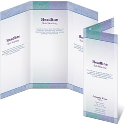 Advantage 3-Panel Brochures