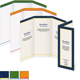 Ambassador 3 Panel Brochures
