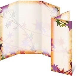 Carnival 3-Panel Brochures