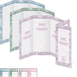 Charisma 3 Panel Brochures