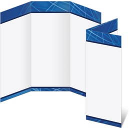 Continental 3-Panel Brochures