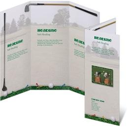 The Fairway 3-Panel Brochures