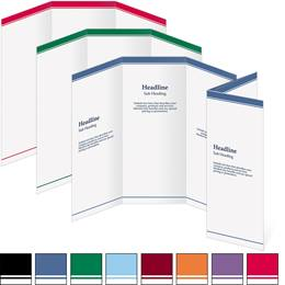 Fundamental 3 Panel Brochures