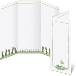 Golf! 3-Panel Brochures