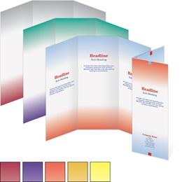 Graduations 3 Panel Brochure