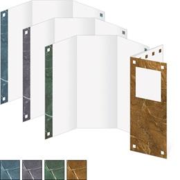 Marble 3 Panel Brochures