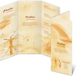 Health Care 3-Panel Brochures