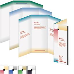 Influential 3 Panel Brochures