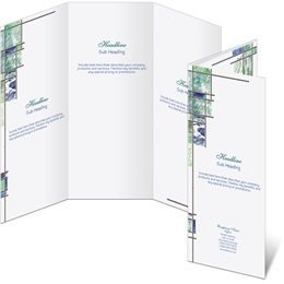 Infinite Perceptions 3-Panel Brochures