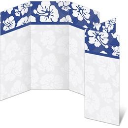 Luau 3-Panel Brochures