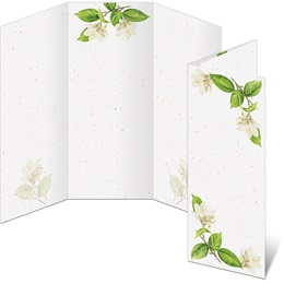 Magnolia Bloom 3-Panel Brochures