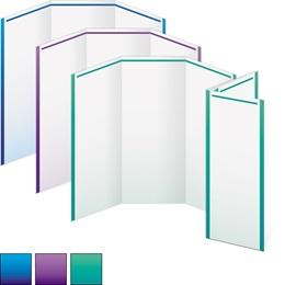Metropolis 3 Panel Brochures