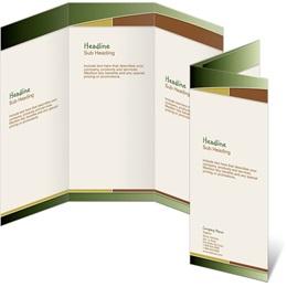 New Trends 3-Panel Brochures