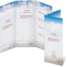 Ripples 3-Panel Brochures