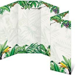 Rain Forest 3-Panel Brochures