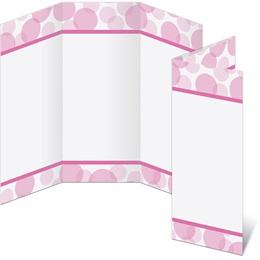 Serendipity 3 Panel Brochures