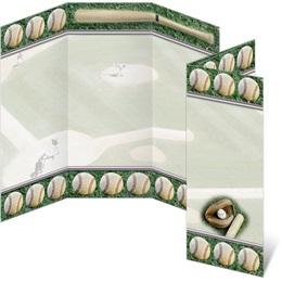 Slugger 3-Panel Brochures