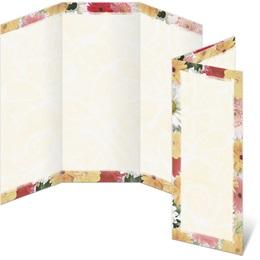 Springtime 3-Panel Brochures