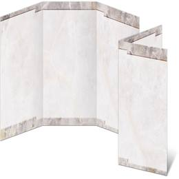 Versailles 3-Panel Brochures