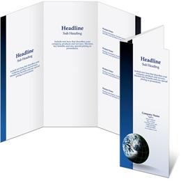 World Wide 3-Panel Brochures
