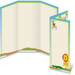 Zoo Crew 3-Panel Brochures