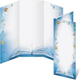 Determination 3-Panel Brochures