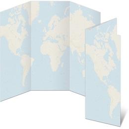 Geographic 3-Panel Brochures