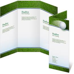 Ball in Play 3-Panel Brochures