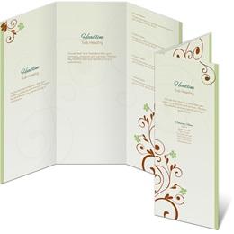 Daydream 3-Panel Brochures