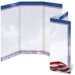 American Patriotism Brochure