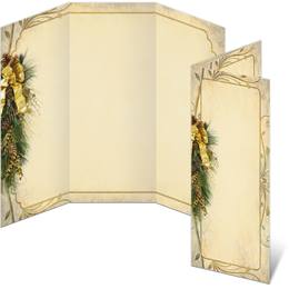 Pine Perfection 3-Panel Brochures