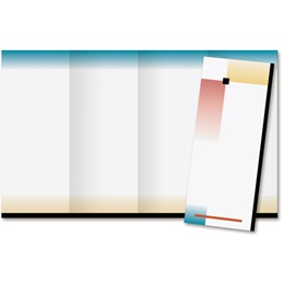 Influential 4-Panel Brochures