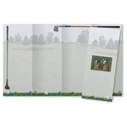The Fairway 4-Panel Brochures