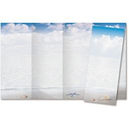Ripples 4-Panel Brochures