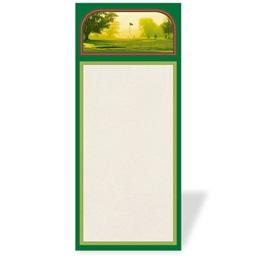 Back Nine Rack Cards