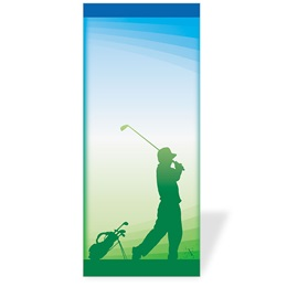Tee to Green Rack Cards