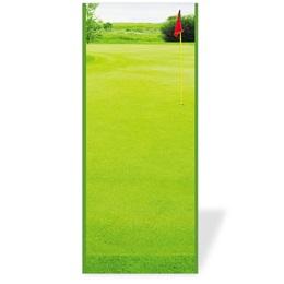 Front Nine Light Green Rack Cards