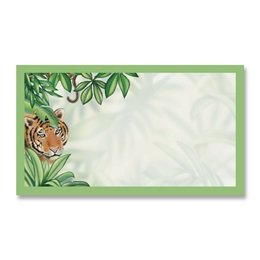 Rain Forest Business Cards