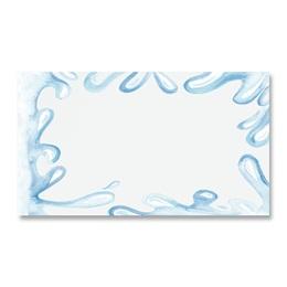 Aqua Splash Business Cards