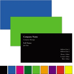Brights Custom Business Cards