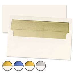 #10 Foil-Lined Envelopes