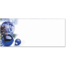 Sapphire Christmas #10 Envelopes