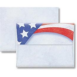 Patriotic A2 Envelopes