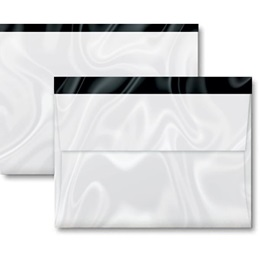 Black Tie A2 Envelopes