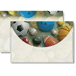 Good Sport Crescent Envelopes